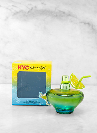 NYC Citrus Delight Perfume,CLEAR,large