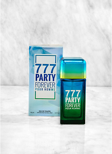 777 Party Forever Cologne,CLEAR,large