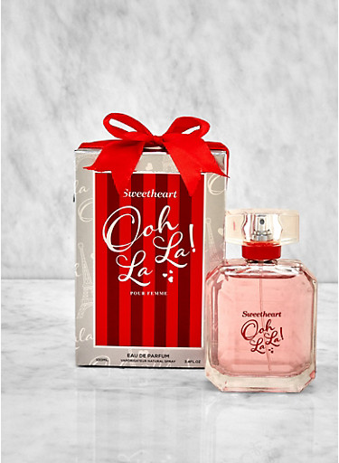 Sweetheart Ooh La La Perfume,CLEAR,large