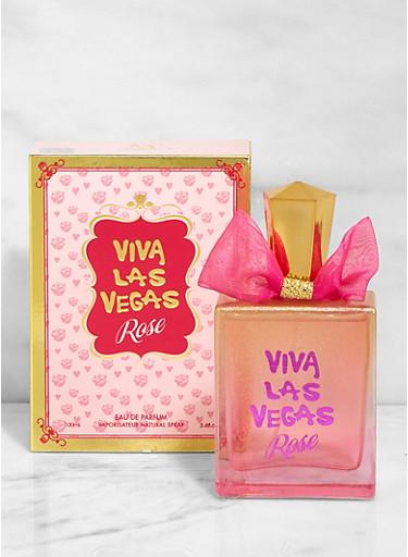 Viva Las Vegas Rose Perfume,CLEAR,large