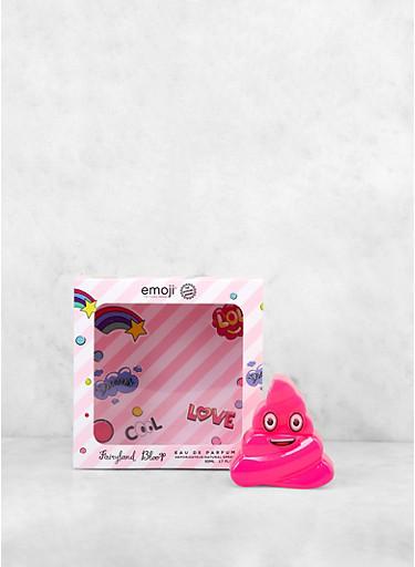 Fairyland Bloop Emoji Perfume,CLEAR,large
