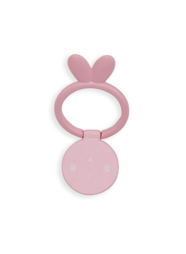Bunny Rabbit Phone Ring Stand,PINK,large