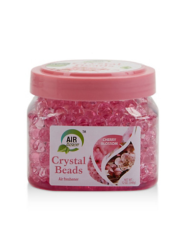 Cherry Blossom Crystal Beads Air Freshener,PINK,large