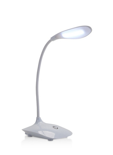 LED Touch Desk Lamp,WHITE,large