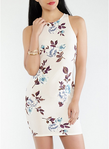Floral Tank Dress at Rainbow Shops in Jacksonville, FL | Tuggl