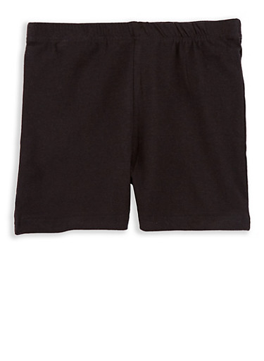 Girls 7-16 Bike Shorts | Tuggl
