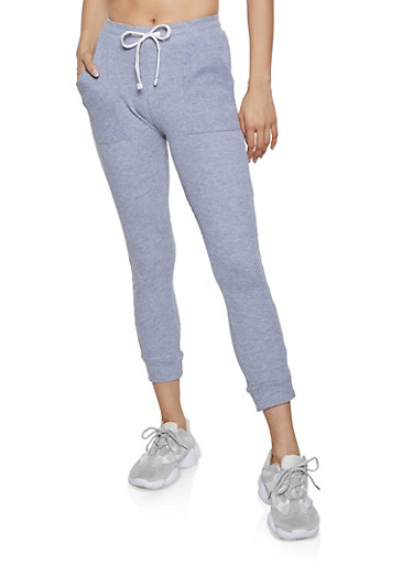 Thermal Joggers,HEATHER,large
