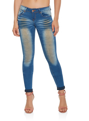 VIP Antique Wash Push Up Jeans at Rainbow Shops in Jacksonville, FL | Tuggl