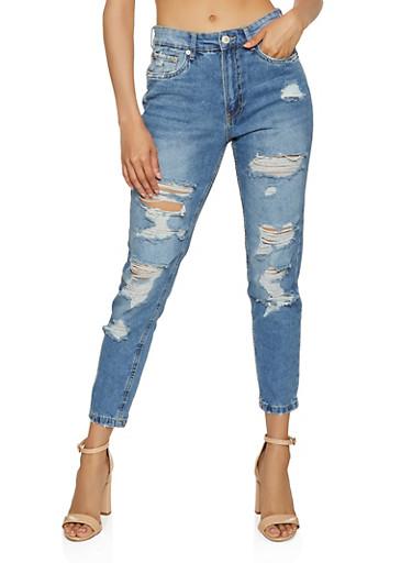 Highway Destroyed Jeans