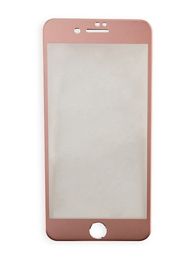 Colorful Tempered Glass Screen Protector Film,ROSE,large