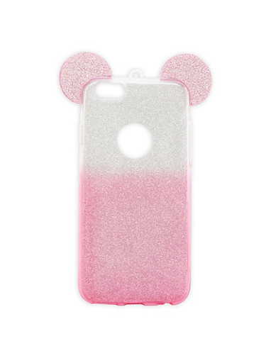 Glitter Mouse Ears iPhone Case | Tuggl