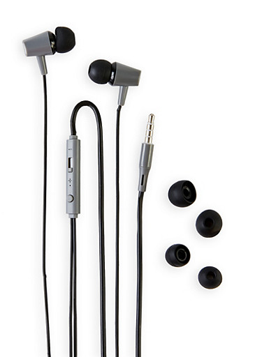 Stereo Earbuds | 3120071325000,BLACK,large