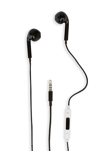 Solid Earbuds,BLACK,large