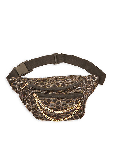 Lace Fanny Pack | Tuggl