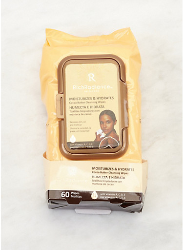 Cocoa Butter Cleansing Wipes,TAN,large