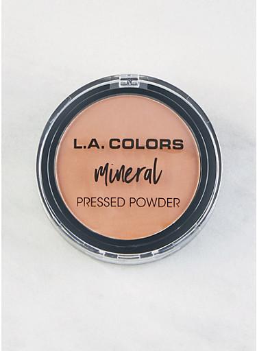 Brown Mineral Pressed Powder,BROWN,large