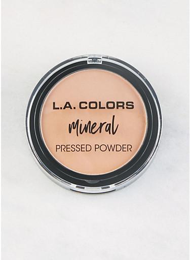 Tan Mineral Pressed Powder,TAN,large