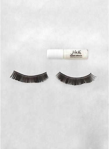 False Eyelash Kit | Black | JG20,BLACK,large