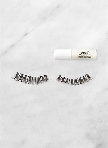 False Eyelash Kit | Black | JGWSP,BLACK,large