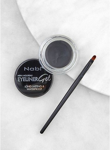 Waterproof Eyeliner Gel,BLACK,large