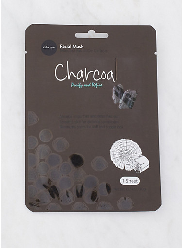 Charcoal Purify and Refine Facial Mask,CHARCOAL,large