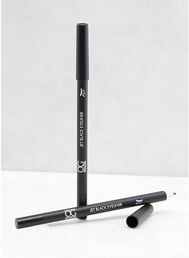 Eyeliner Duo Pack | Jet Black,BLACK,large