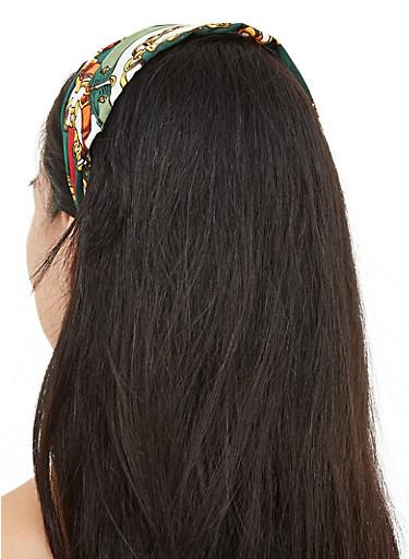 Chain Print Head Wrap,GREEN,large
