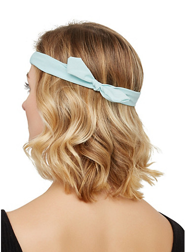 Bow Headband Trio,MULTI COLOR,large