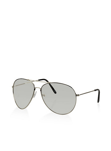 Aviator Top Bar Glasses | Tuggl