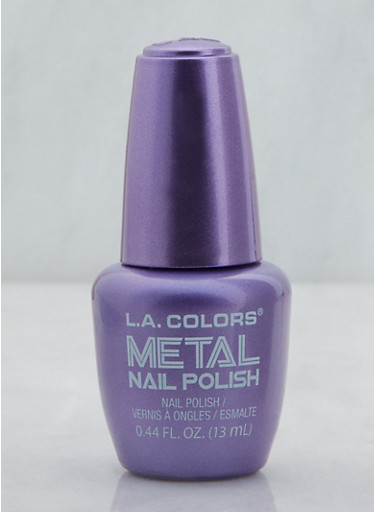 Metal Nail Polish,LAVENDER,large