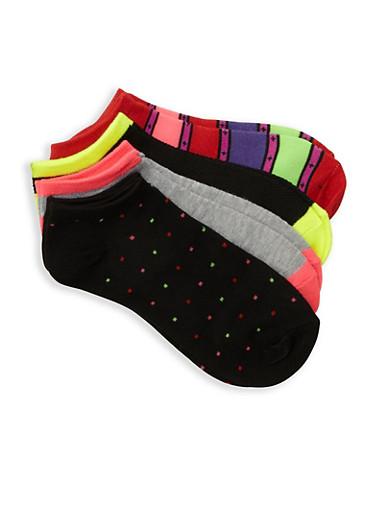 Pack of 4 Ankle Socks | Tuggl