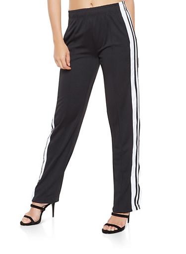 Flyaway Track Pants,BLACK,large