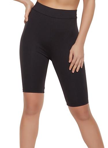 Bermuda Bike Shorts | 3413069393105,BLACK,large