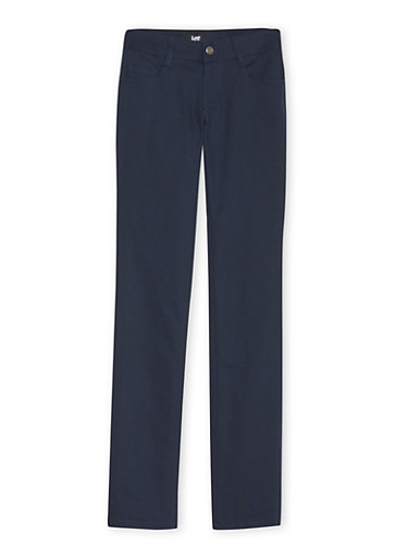 Juniors School Uniform Pants with Five Pockets at Rainbow Shops in Daytona Beach, FL | Tuggl