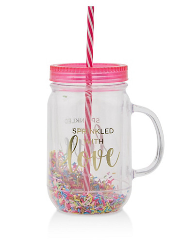 Sprinkled with Love Tumbler,MULTI COLOR,large