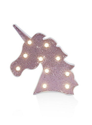 Unicorn LED Marquee Light,PINK,large