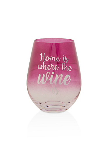 Home is Where the Wine is Glass,PURPLE,large