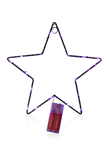 Star LED Light,PINK,large