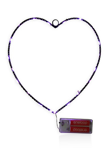 Heart LED Light,PINK,large