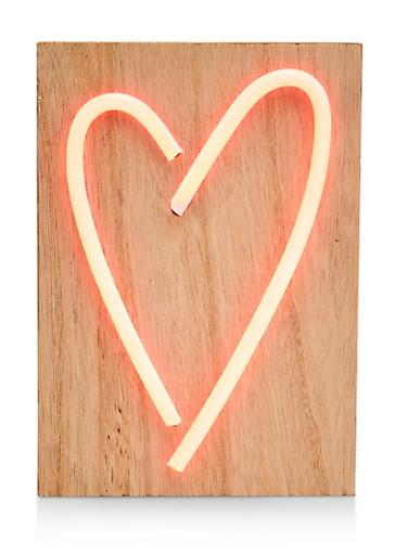 Heart LED Light,RED,large