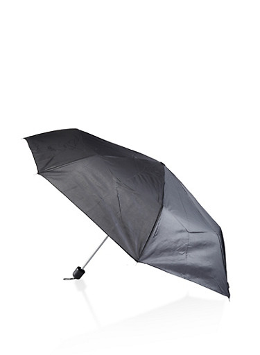 Compact Umbrella,BLACK,large