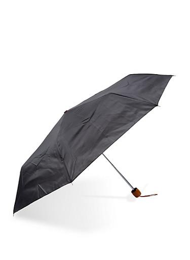 Compact Umbrella,BLACK,large