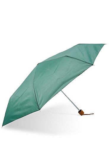Compact Umbrella,GREEN,large