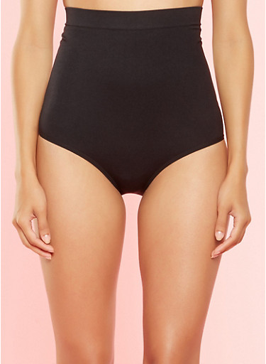 High Waisted Shapewear Bikini Panties | Tuggl