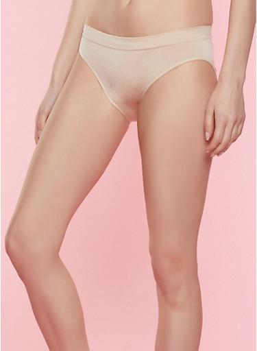Seamless Bikini Panty | Nude,NUDE,large