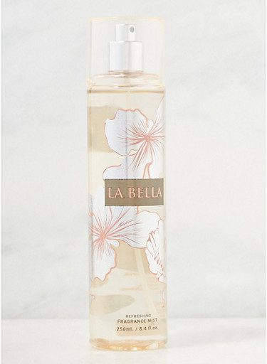 Refreshing Fragrance Body Mist,CLEAR,large