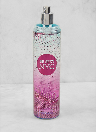 Be Sexy Refreshing Fragrance Body Mist,CLEAR,large