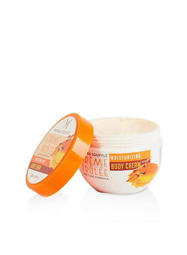 Creme Brulee Moisturizing Body Cream,CLEAR,large