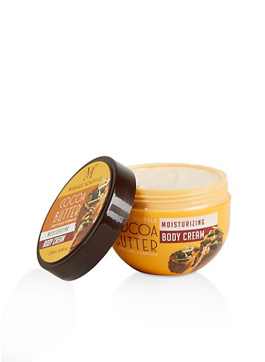 Scented Moisturizing Body Cream,MUSTARD,large