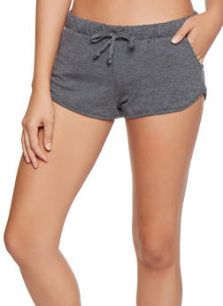 Solid Dolphin Shorts - 0056054260464